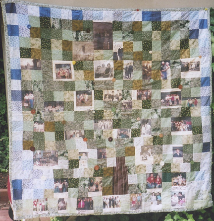 Quilter: Nancy Thompson